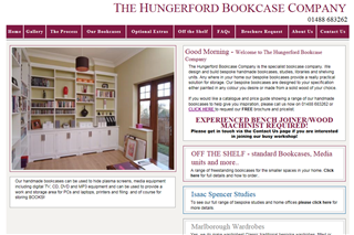 The Hungerford Bookcase Company